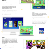 Bilingual Education App for GAPC Entertainment