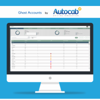 Autocab Ghost Accounts