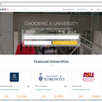 Scoolist - get all your university information in 1 site