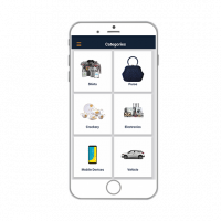 Eayuni E-commerce Mobile App