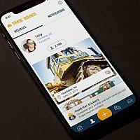 A Social Mobile App for Trade Hounds