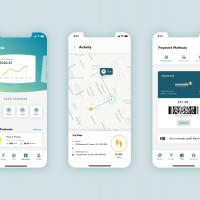 Cashback Rewards Mobile App (UX/UI)