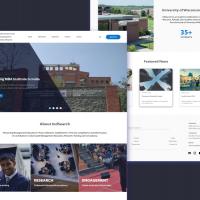 IndSearch University Website