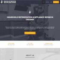Household Refrigeration Website