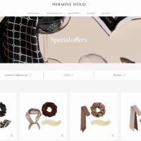 Ecommerce Development for a Swedish Fashion Brand