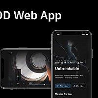 VOD Web App