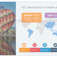 Data Analytics for Key Opinion Leaders Identification in Healthcare