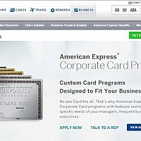 American Express global corporate payment portal #FinTech #ePortal