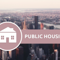 SaaS Portal for Public and Affordable Housing Community