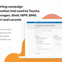 Marketing Automation Service for B2C