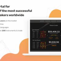 Multi level introducing broker management portal