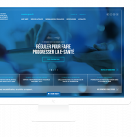 Redesign of the website of the French Agency for Digital Health