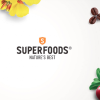 Superfoods - Creating a website with vitality for nature's own products