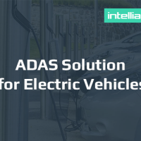 How we helped our client develop an electric vehicle prototypes equipped with advanced driver assistance systems