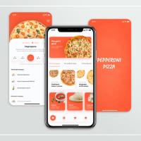 Pepperoni Pizza App