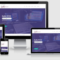 Radio WSM | Web Design Online Radio