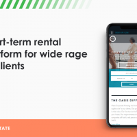 Short-term rental platform as automated marketplace