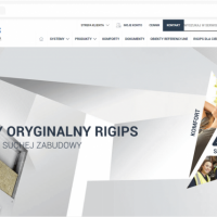 Saint Gobain - Custom B2B eCommerce Platform for Rigips brand