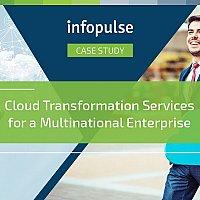 Cloud Transformation Services for a Multinational Enterprise