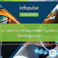 In-vehicle Infotainment System Development