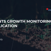 Software for plants monitoring