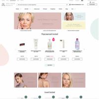 Apotheka Beauty - eCommerce Development