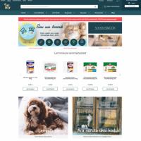 PetCity - eCommerce Development