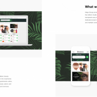 Glamma.se - an online marketplace for beauty products