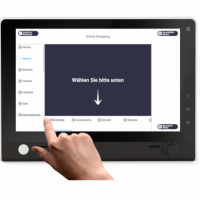 A Progressive Web App for the elderly
