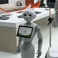 DEWA - Enhance digical transformation thru social robots and chatbot
