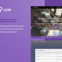 Vyze—financing platform for retailers, acquired by Mastercard