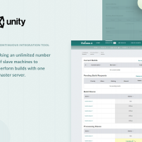 Unity—BuildBot-based continuous integration tool
