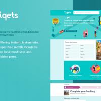 Tiqets—a ticket-booking platform