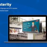 Digital Signage and IPTV solution for a market leader