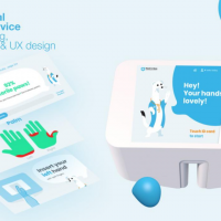 HandInScan - Make Healthtech Lovable
