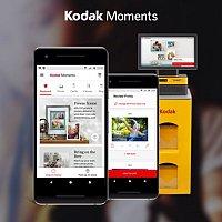 Kodak Moments digital photo app