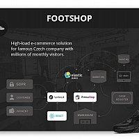 E-Commerce Development for Footshop