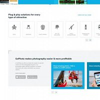 From camera app to the SaaS platform - GoPhoto