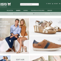E-Commerce Development for MEPHISTO