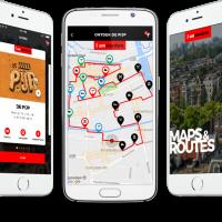 I amsterdam Maps & Routes