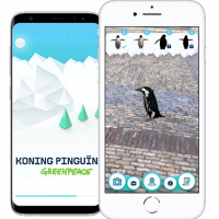 King Penguin - Greenpeace AR