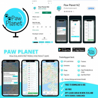 Paw Planet App