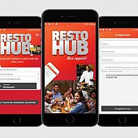 RestoHub - Online Food Ordering