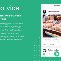 Spotvice - Photo- and Location-Based Platform for Travel Suggestions