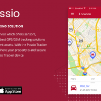 Possion - Universal GPS Tracking platform for portable property