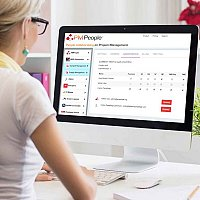 PMPeople - cloud based project management solution