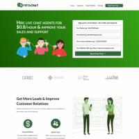 Inbound Sales & Web Design for VistaChat