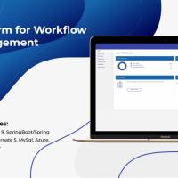 Platform for Workflow management