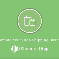 Dropified App Previously known as Shopified App