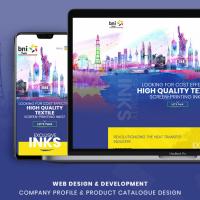 Website & Company Profile Design